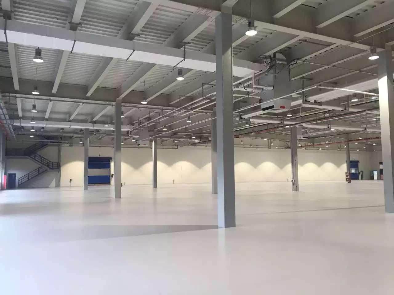 德国thyssenkrupp蒂森克虏伯(常州)工厂项目
